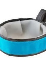 Cycle Dog Trail Buddy Pet Bowl: 22oz, Solid Blue