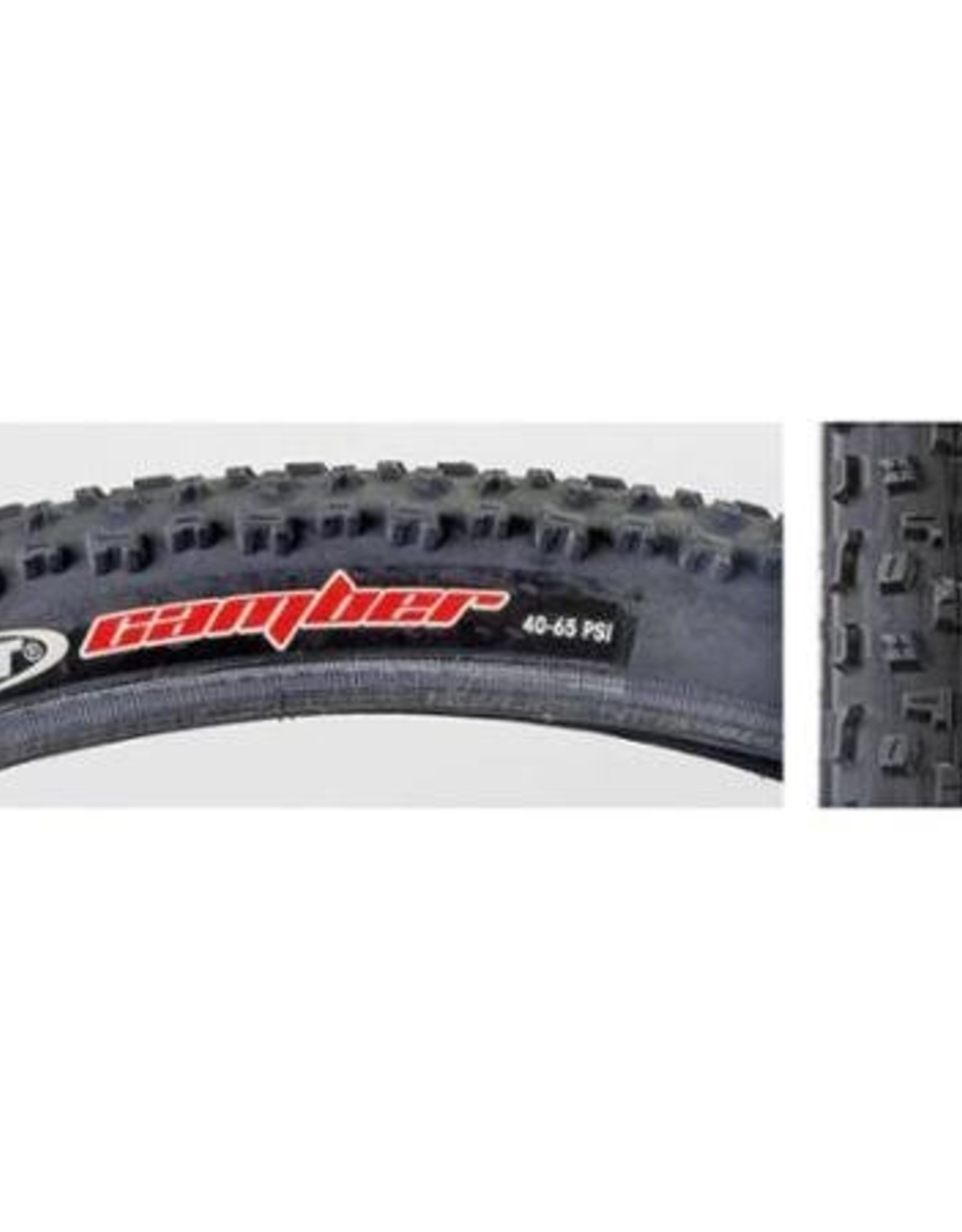 CST Camber MTB Tire: 29x2.25 Steel Bead Black