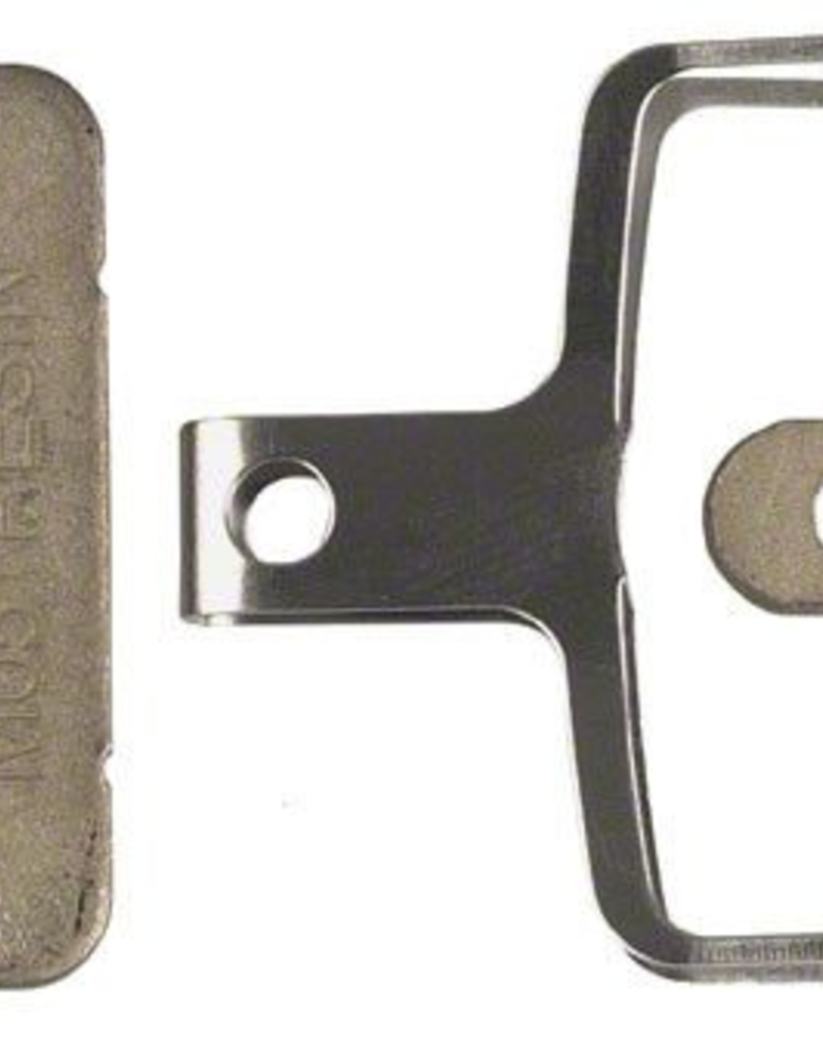 Shimano M05 Resin Disc Brake Pads and Spring for Deore M515, M515LA and Nexave C601 Calipers