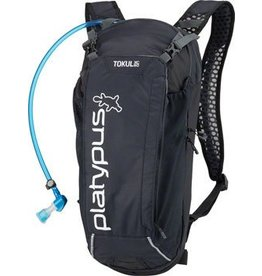 Platypus Tokul X.C. 8.0 Hydration Pack: Carbon