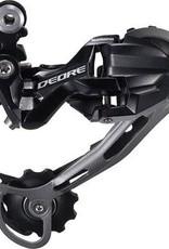 Shimano Deore M592-SGS 9-Speed Long Cage Shadow Rear Derailleur Black