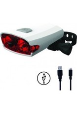Light Rear Torch 4277 USB 10 LM White