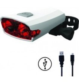 Light Rear Torch 4277 USB 10 LM White