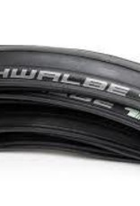 700x28 Schwalbe One VG Black Folding Tire