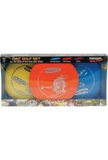 Innova Disc Golf Innova DX Golf Disc: 3-Disc Starter Pack