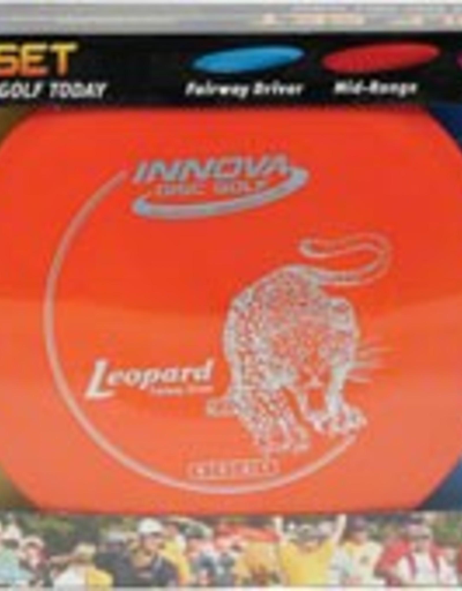 Innova DX Golf Disc: 3-Disc Starter Pack