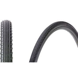 Panaracer Panaracer Gravel King SK 700 x 32 Folding Tire Semi-Knobby Tread, Black