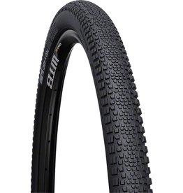 WTB WTB Riddler 700 x 45 TCS Light Fast Rolling Tire, Black, Folding Bead