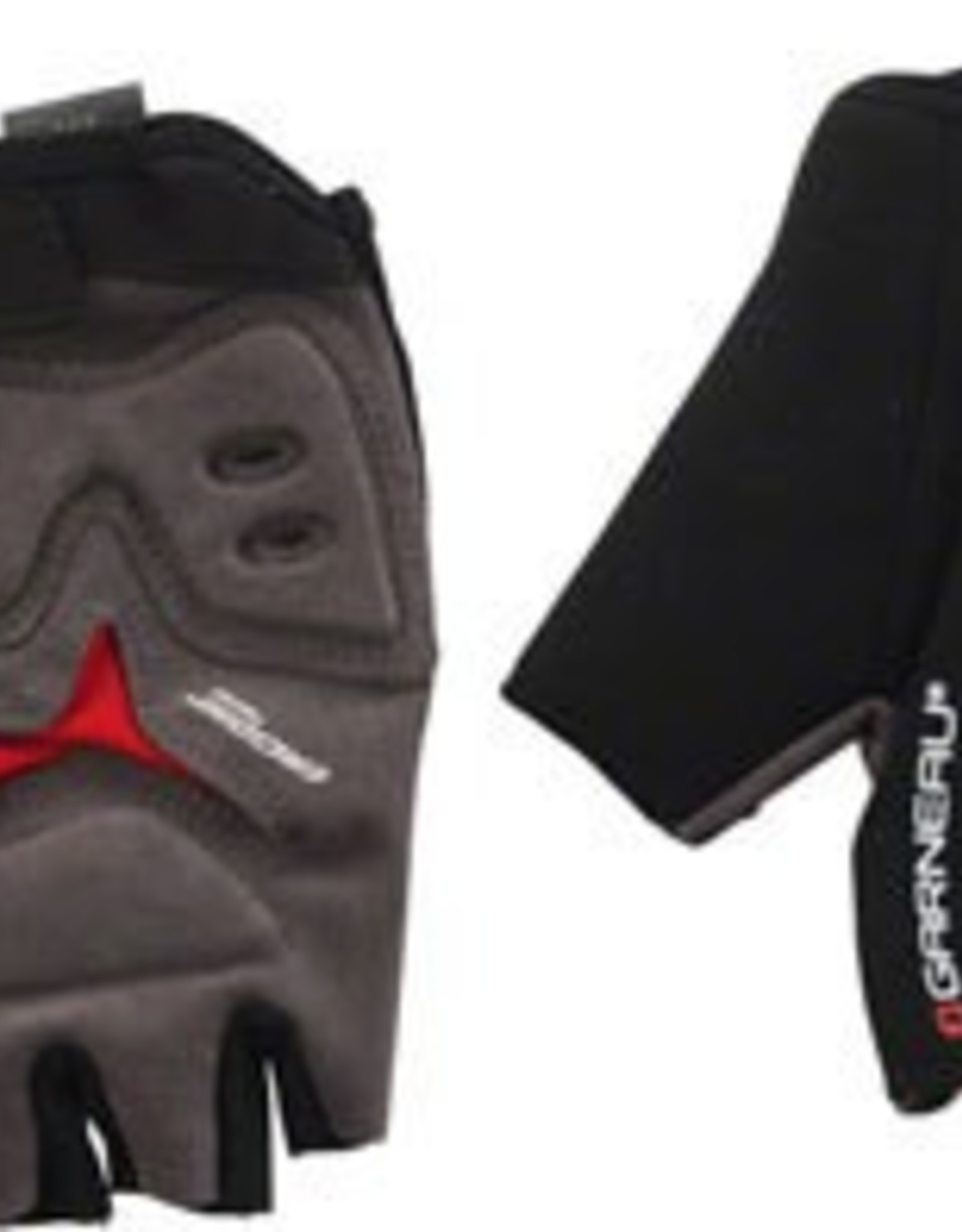 Louis Garneau Louis Garneau Blast Men's Glove: Black/Red MD