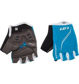 Louis Garneau Louis Garneau Blast Women's Glove: Atomic Blue/Black MD
