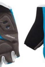 Louis Garneau Louis Garneau Blast Women's Glove: Atomic Blue/Black SM