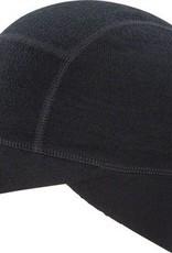 Ibex Bicicleta Cycling Cap: Black One Size