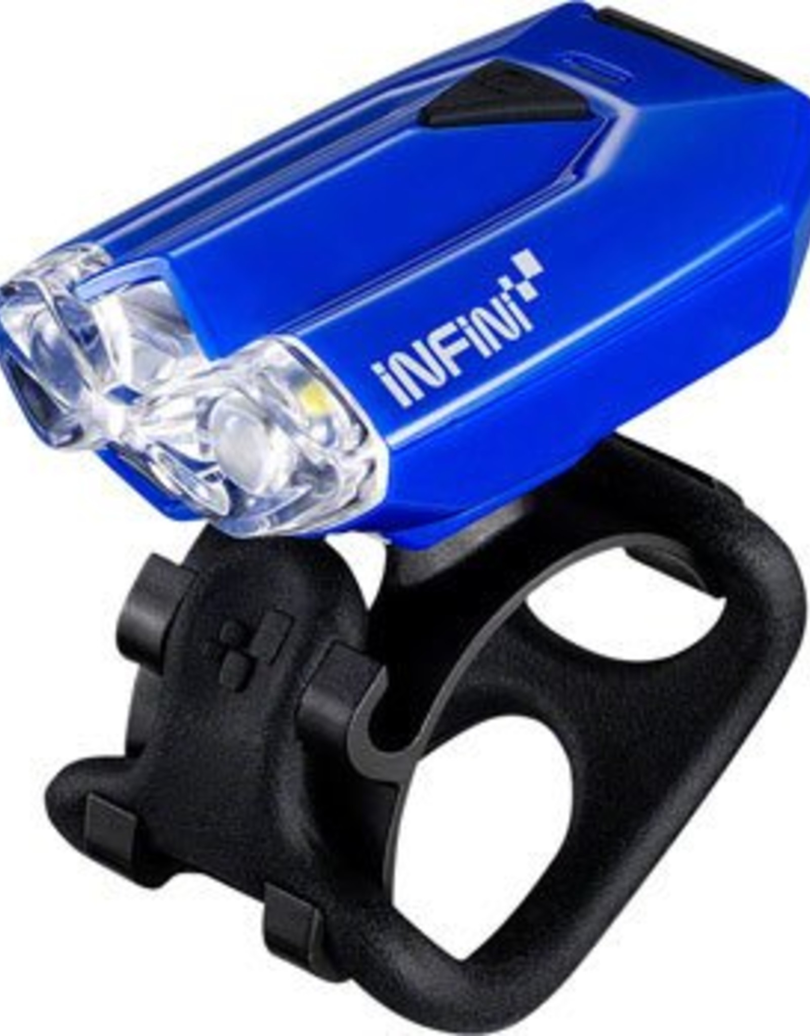 Infini Lava USB Rechargeable Headlight: Blue