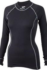 Craft Craft Active Women's Crewneck Long Sleeve Top: Black SM