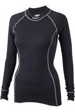 Craft Craft Active Women's Crewneck Long Sleeve Top: Black XL