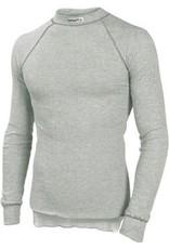 Craft Craft Active Crewneck Long Sleeve Baselayer: Gray LG