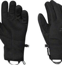 Outdoor Research Gripper Women's Gloves: Black, MD