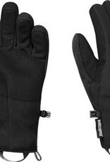 Outdoor Research Gripper Women's Gloves: Black, LG