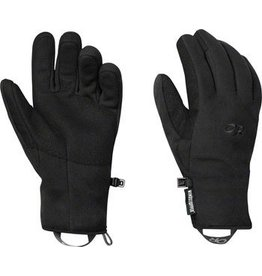 Outdoor Research Gripper Women's Gloves: Black, LG