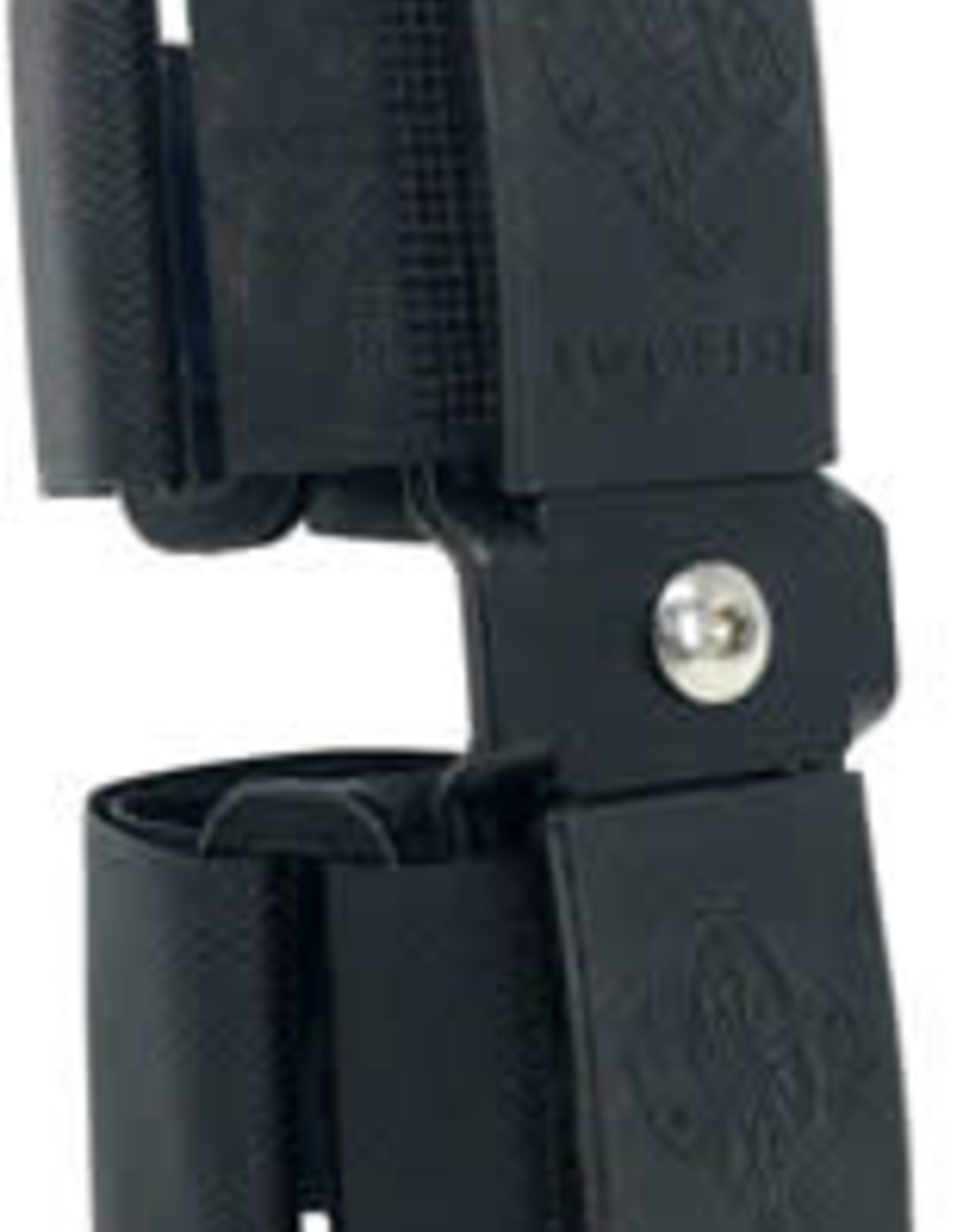 TwoFish Quick Cage 3 Bolt Adapter: Black Anodyzed