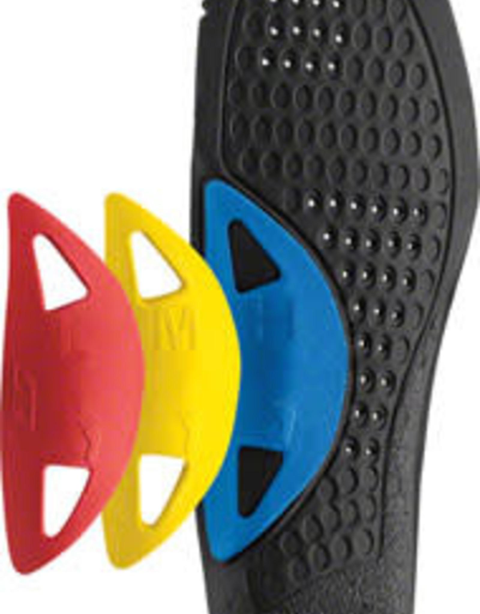 Garneau Garneau Transfo 3D Insole: Black 48-50