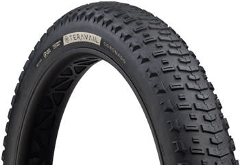 Teravail Teravail Coronado Tire - 26 x 4, Tubeless, Folding, Black, Durable