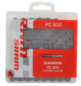 SRAM Sram PC 830 6,7,8 Speed Chain w/ Quicklink
