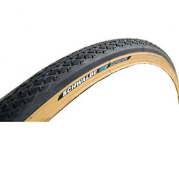 Schwalbe Schwalbe Classic 27x1-1Black/Tanwall Wire Bead Tire