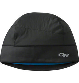 Outdoor Research Ascendant Beanie: Black/Tahoe, LG/XL