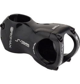 """Promax Promax S-35 Stem - 60mm, 35 Clamp, +/-0, 1 1/8"""", Aluminum, Black"""