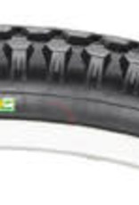 Club Roost Cross Terra Hybrid Tire - 27 x 1-3/8, Clincher, Steel, Black, 60tpi
