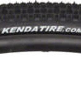 Kenda Kenda Karvs Tire - 700 x 25, Clincher, Folding, Black, 60tpi