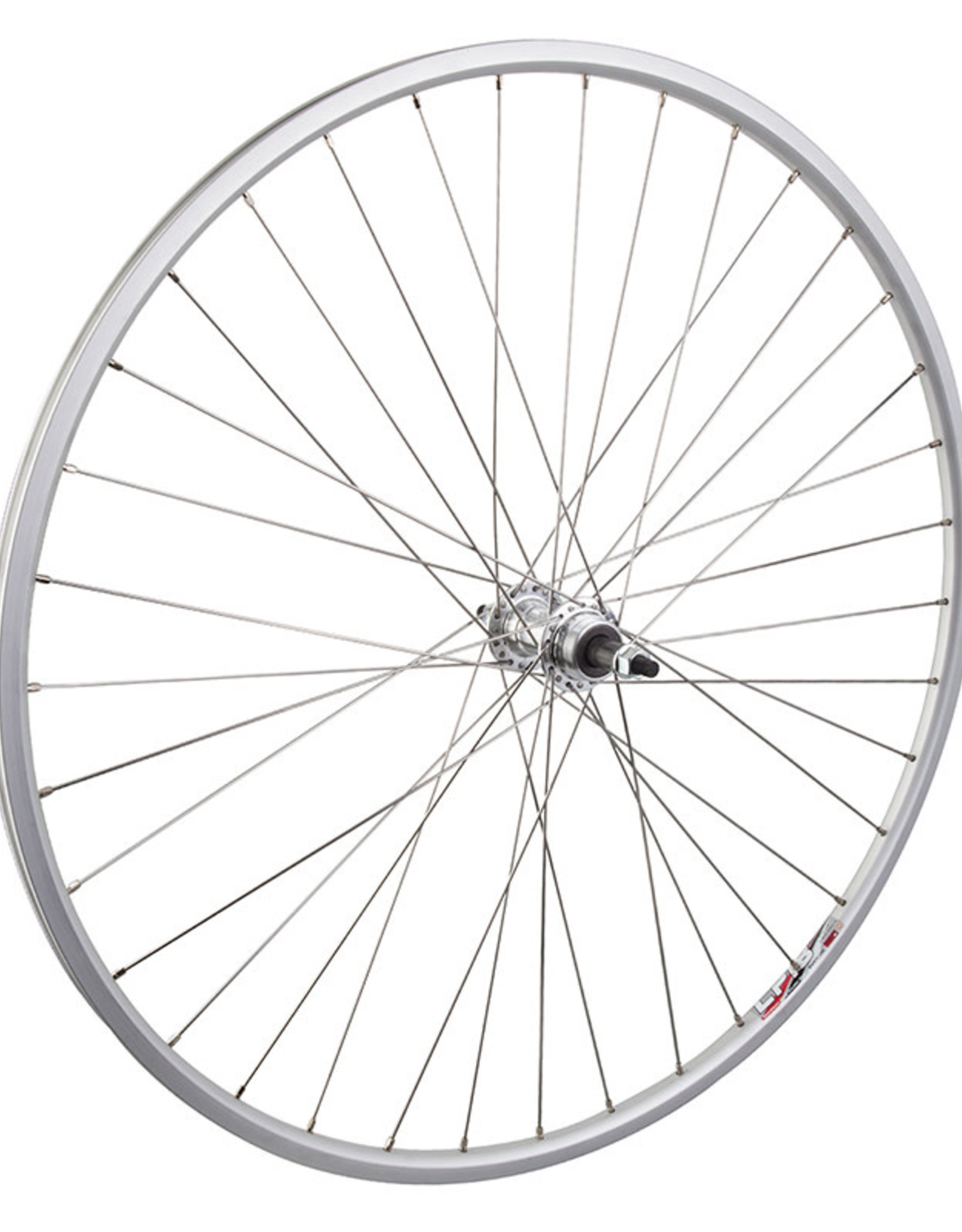 Wheel Master Alloy Road 27x1 Double Wall Silver Wheel