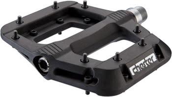 """RaceFace RaceFace Chester Pedals - Platform, Composite, 9/16"""", Black"""