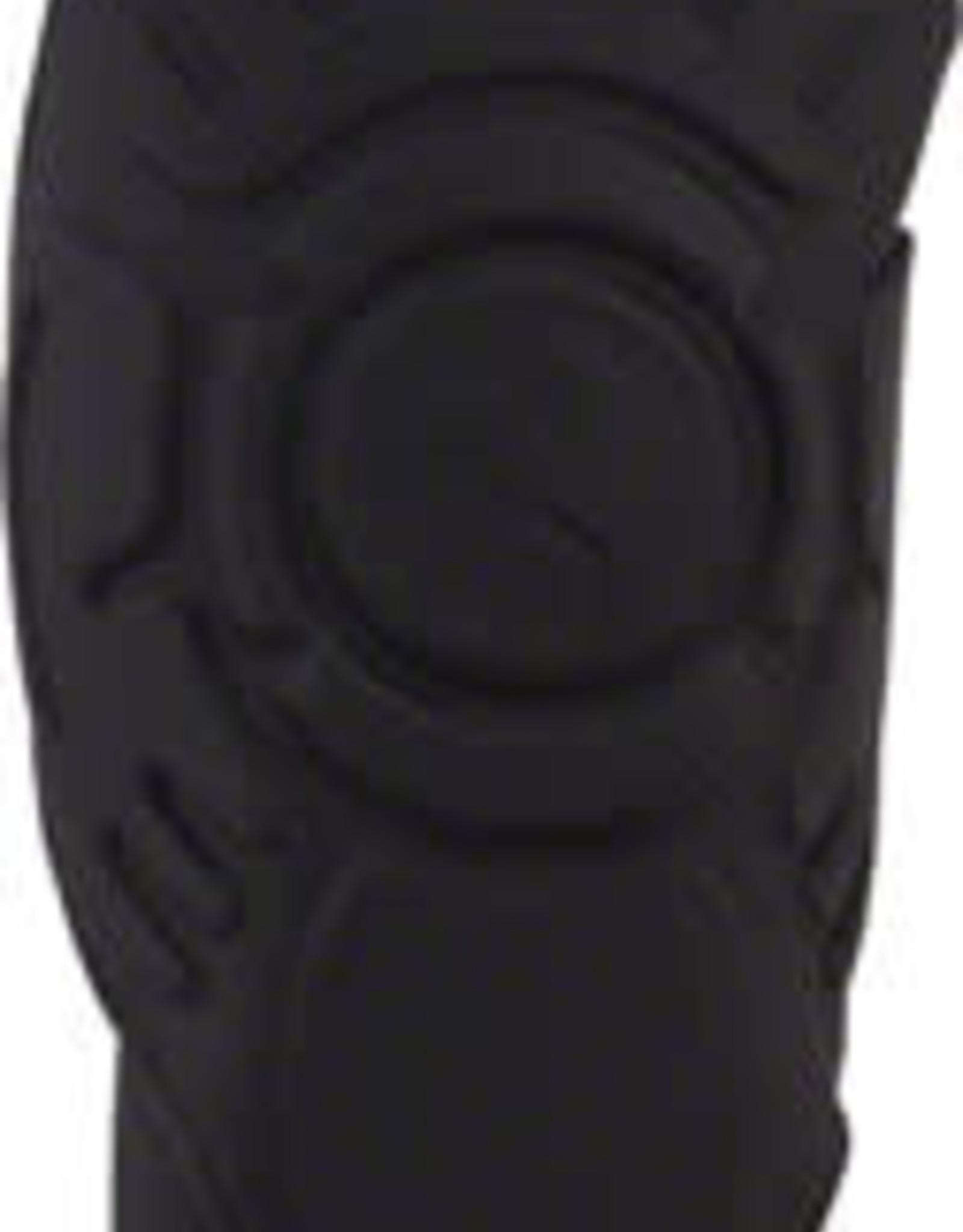 Shadow Invisa-Lite Knee Pads: Black LG