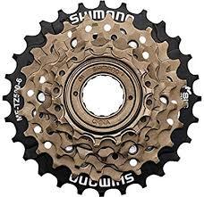 Shimano Shimano TZ500 14-28T 6 Speed Freewheel