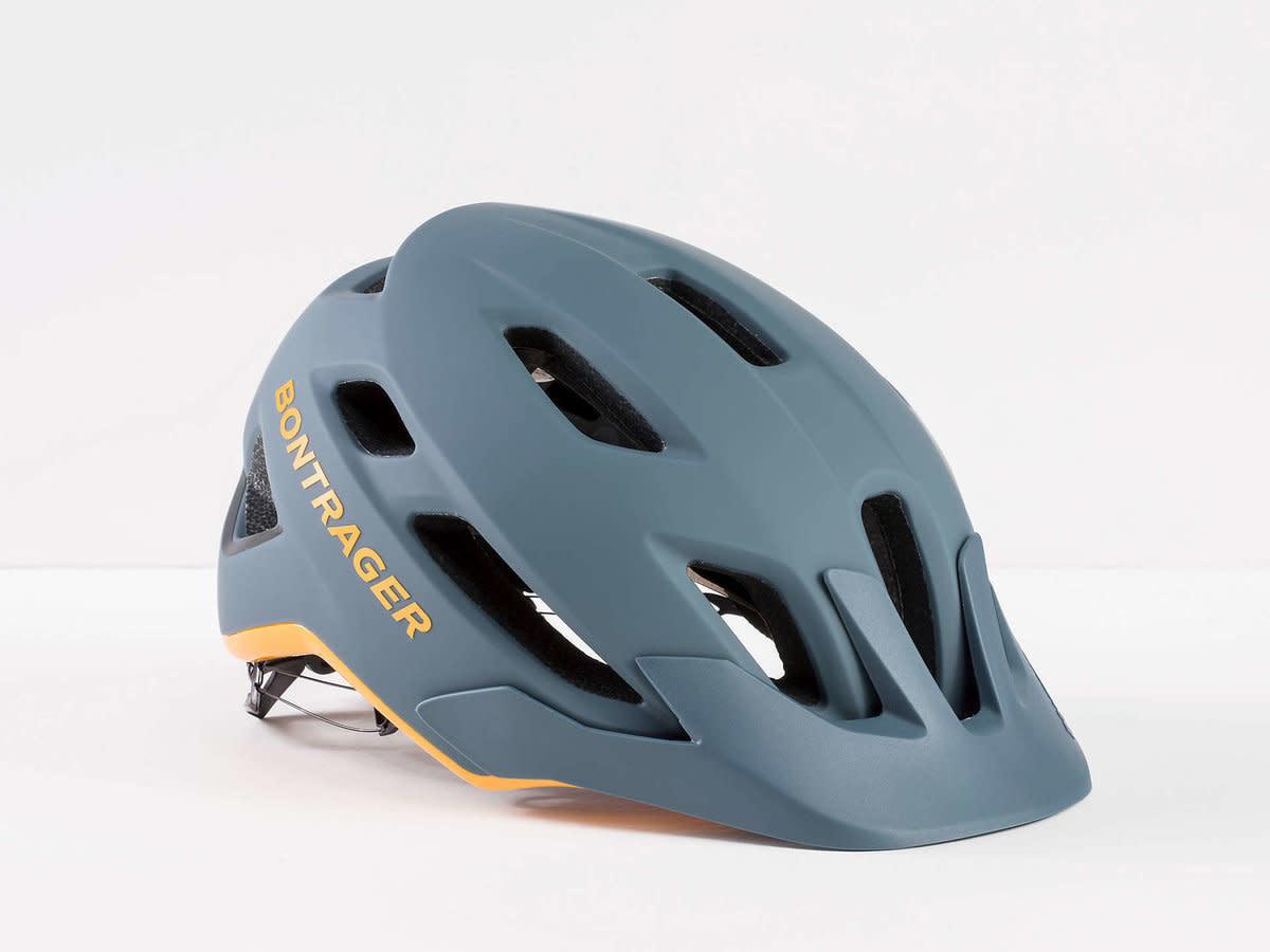 BONTRAGER Bontrager Quantum MIPS Small Grey/Orange Helmet
