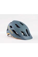 BONTRAGER Bontrager Quantum MIPS MD Grey/Orange Helmet