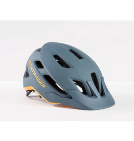 BONTRAGER Bontrager Quantum MIPS MD Grey/Orange Helmet