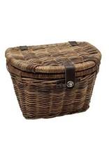Electra Electra Rattan Woven Basket