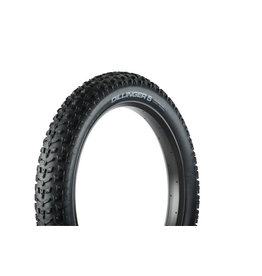 45NRTH Dillinger 5 Tire - 26 x 4.6, Tubeless, Folding, Black, 60tpi, 258 Carbide Steel Studs