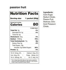 SKRATCH LABS Skratch Labs Hyper Hydration Mix - Passion Fruit / Single Serving