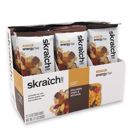 SKRATCH LABS Skratch Labs Anytime Energy Bar - Chocolate Chips & Almonds