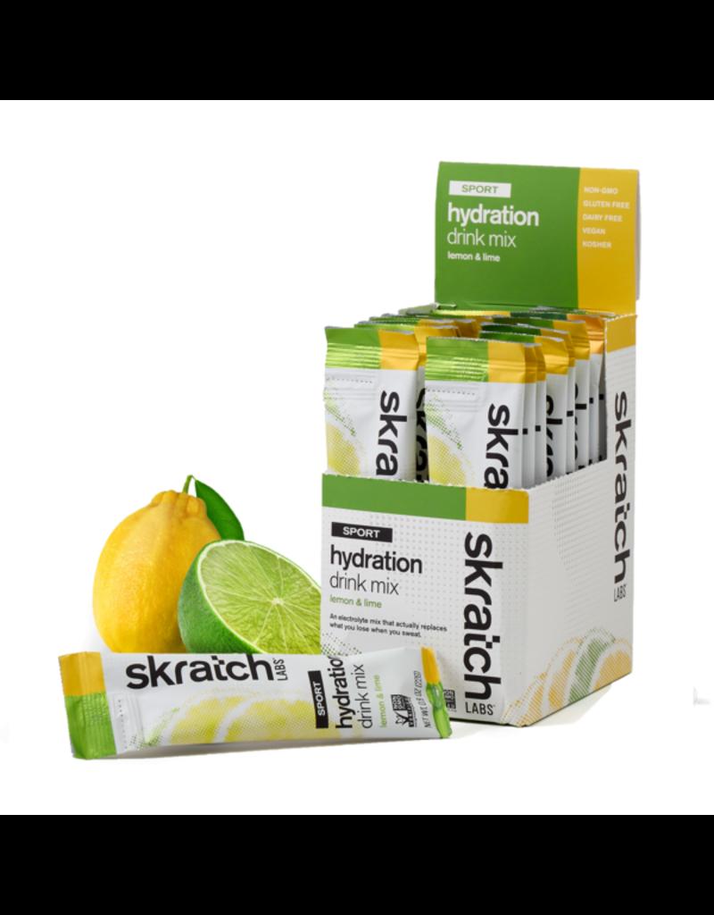 SKRATCH LABS Skratch Labs Sport Hydration Drink Mix - Lemon & Lime / Single Serving