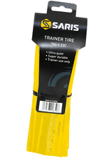 Saris 700x23 Yellow Trainer Tire