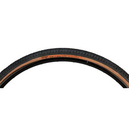 WTB WTB Riddler 700c Tire - 700 x 37, TCS Tubeless, Folding, Black/Tan, Light, Fast Rolling