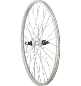 "Quality Wheels Value Series 1 Mountain Rear Wheel 26"" Formula 135mm Freehub / Alex Y2000 Silver"