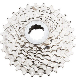 Shimano Shimano Alivio CS-HG400 Cassette - 9 Speed, 11-25t, Silver, Nickel Plated