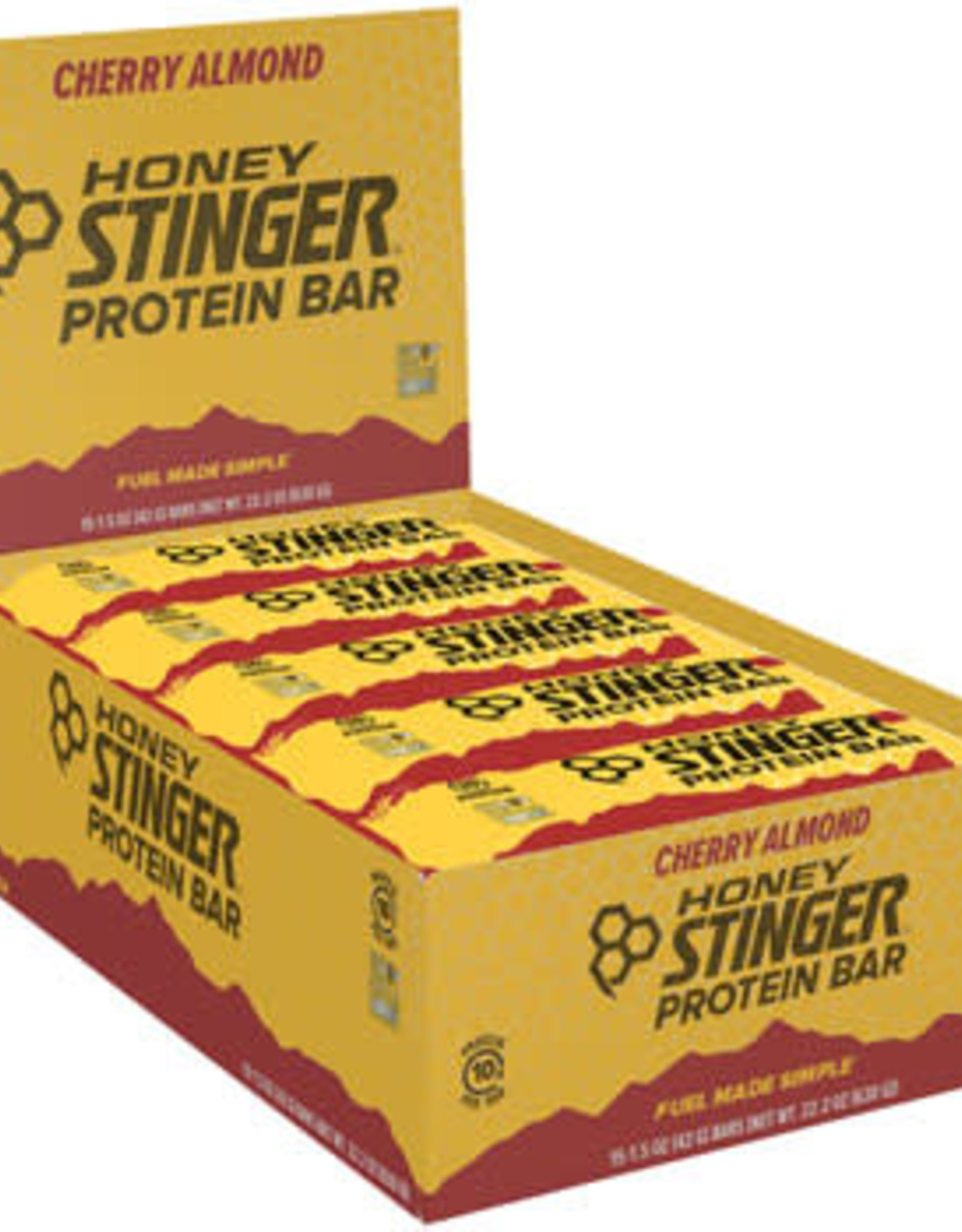 Honey Stinger Honey Stinger 10g Protein Bar: Chocolate Cherry Almond