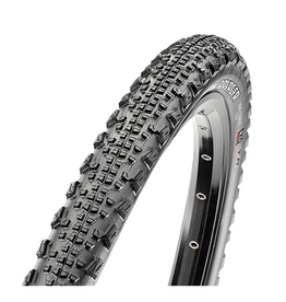 Maxxis Maxxis Ravager Tire: 700 x 40mm, Folding, 120tpi Casing, Dual Compound, EXO Protection, Tubeless Ready, Black